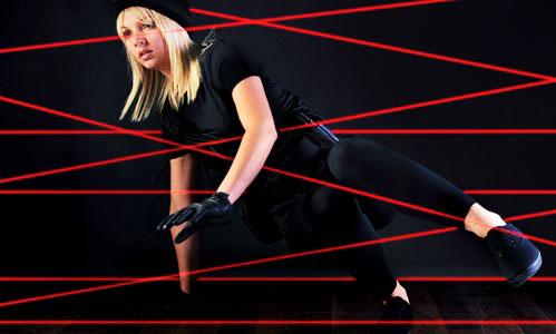 labyrinthe laser le mans