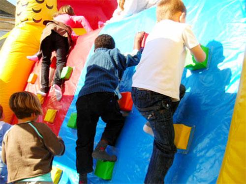 jeu parcours enfants poitiers
