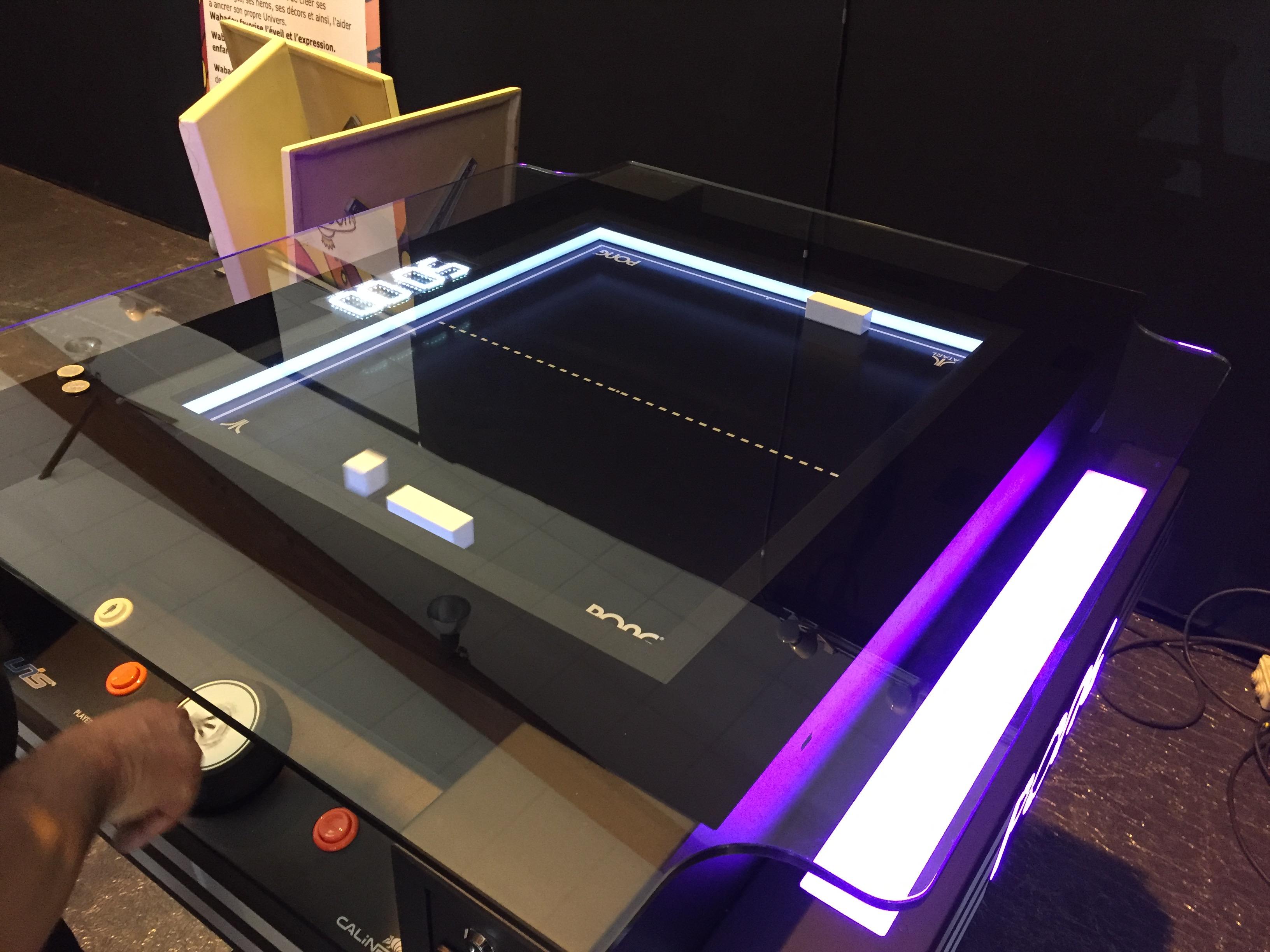 table pong